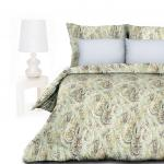 "КПБ 2.0 сатин ""Unison"" Sateen Luxury (70х70) рис. 15397-1/15218-30 Sanremo"